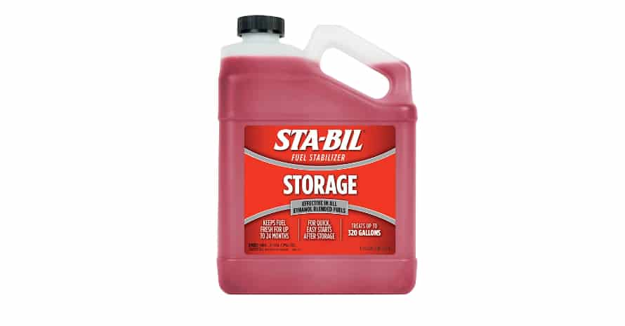 STA-BIL Fuel Stabilizer 1 Gallon Red
