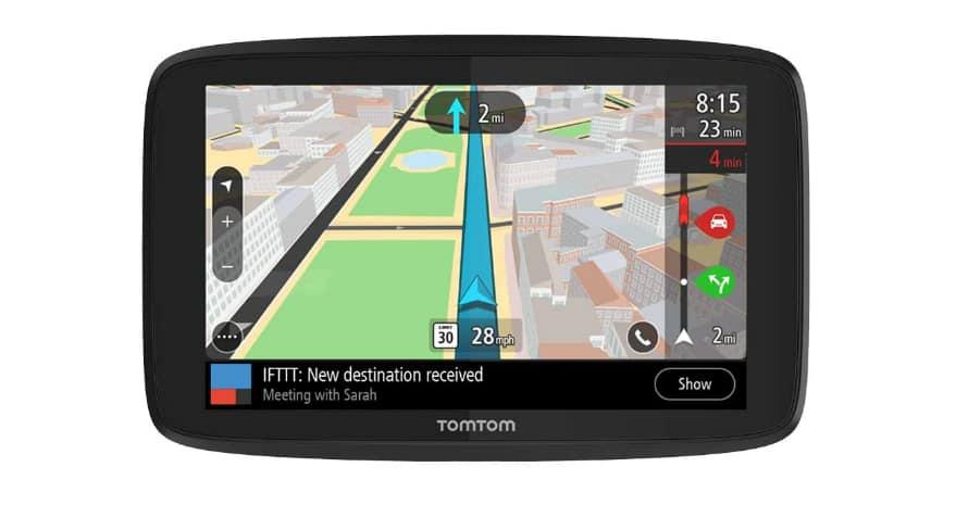 TomTom GO Supreme GPS